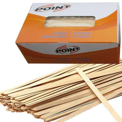 Бъркалки дървени 11 cm 1000бр.