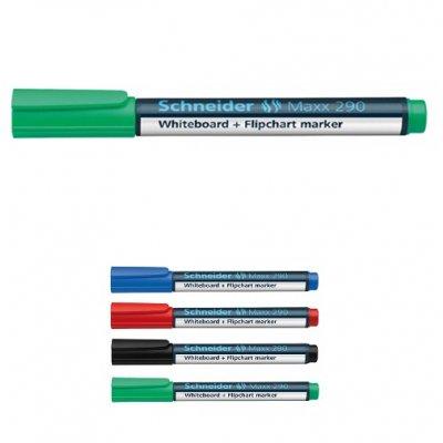Маркер за бяла дъска Maxx 290 Зелен