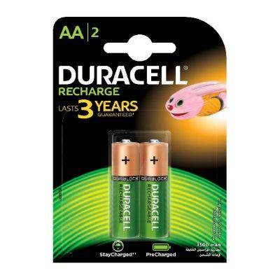 През. батерия Duracell AA 1300 mAh 2 бр.