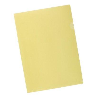 Джоб твърд с L-образен Office Point Опушено Жълт