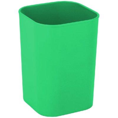 Квадратен моливник Kite Зелен