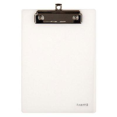 Клипборд Axent без капак А5 Plastic Прозрачен