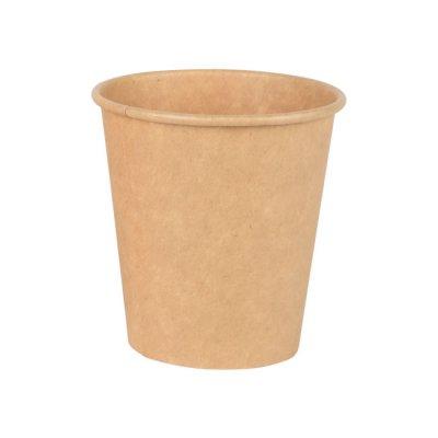 Еко чаши Kraft 7 oz, 207.0 ml, 100 бр.