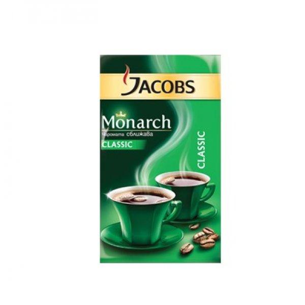 Кафе Jacobs Monarch Classic мляно, 250 g