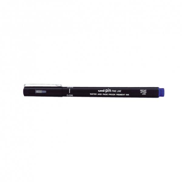 Тънкописец Uni PIN005-200(S) Черен 0.05 mm
