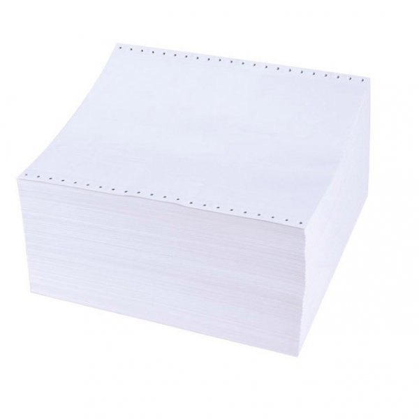 Безконечна принтерна хартия MBM 240/12/3 600 л. бяла