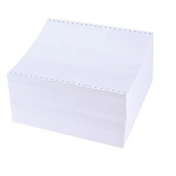 Безконечна принтерна хартия MBM 240/11/4 500 л. бяла