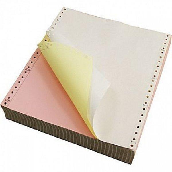 Безконечна принтерна хартия MBM 240/12/3 750 л. цветна