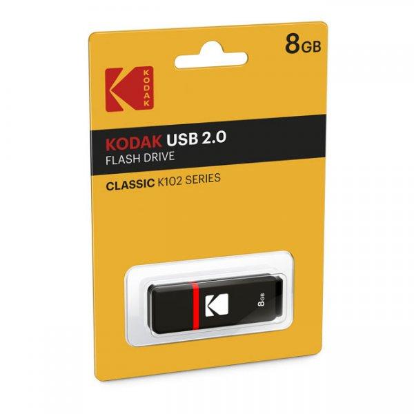 Flash Drive Kodak USB 2.0 8 GB