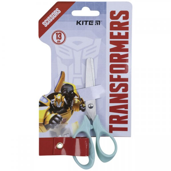 Детска ножица Kite Transformers 13cm пласт. дръжк