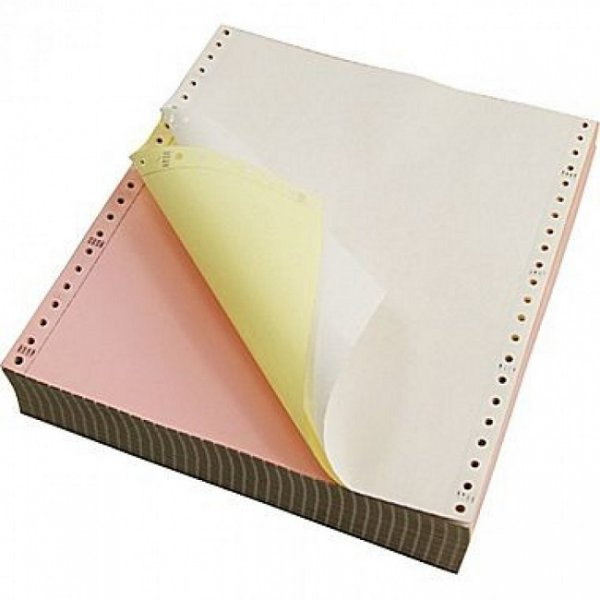 Безконечна принтерна хартия MBM 240/11/3 750 л. цветна