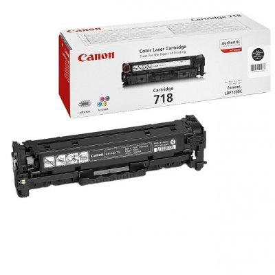 Тонер касета черна Canon LBP 7200