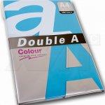 Цветна хартия Double A наситен Blue A4 50 л. 80g
