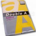 Цветна хартия Double A нас. Gold A4 50 л. 80g
