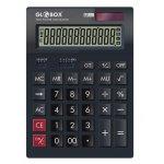 Калкулатор GLOBOX 1270, настолен, 12 разряден