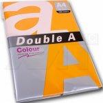 Цветна хартия Double A наситен Orange A4 50 л. 80g