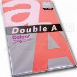 Цветна хартия Double A наситен Pink A4 50 л. 80g