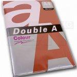 Цветна хартия Double A наситен Red A4 50 л. 80g