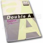 Цветна хартия Double A паст. Green A4 50 л. 80g