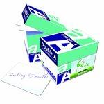 Хартиено кубче DOUBLE A, бяло, 60/83мм, 80 г/м², 600 л.
