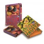 Кутия с ластик Pigna Fruits 3 cm