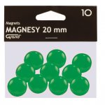 Магнити Grand Ф20 mm 10 бр. Зелен