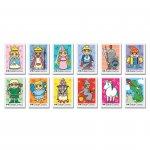 Faber-Castell Гума, с мотиви от детски приказки, 36 броя