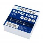 Fabriano Хартиено кубче, 83 x 83 mm, 80 g/m2, офсет, бяло, 360 листа
