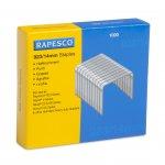 Rapesco Телчета за телбод, размер 23/14 mm, 1000 броя