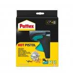 Henkel Пистолет за горещо лепене Pattex, със силиконови пръчки