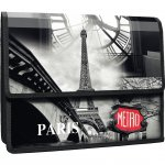 Panta Plast Папка Paris Collection, PP, тип хармоника, с капак, A4