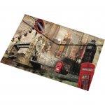 Panta Plast Папка London Collection, PP, с копче, A4