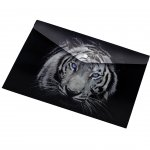 Panta Plast Папка Tiger Collection, PP, с копче, A4