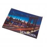 Panta Plast Папка New York Collection, PP, с цип, A4