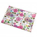 Panta Plast Папка Flowers Collection, PP, с цип, A4