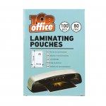 Top Office Фолио за ламиниране, A5, 80 μm, 100 броя