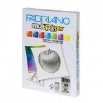 Fabriano Копирен картон Multipaper, A3, 300 g/m2, гланц, 125 листа