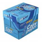 Unofax Копирна хартия, A4, 80 g/m2, 500 листа, 5 пакета