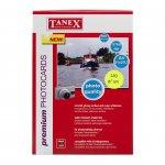 Tanex Фото хартия, 10 x 15 cm, 180 g/m2, гланц, 100 листа