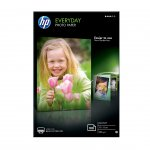 HP Фото хартия CR757A, 10 x 15 cm, 200 g/m2, гланц, 100 листа