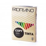 Fabriano Копирен картон, A4, 160 g/m2, пясък, 250 листа