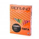 Fabriano Копирен картон, A4, 160 g/m2, оранжев, 50 листа