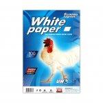 Unofax Белова хартия, A4, 100 листа