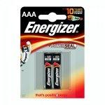 Energizer Алкална батерия Base, AAA, LR03, 1.5 V, 2 броя