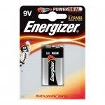Energizer Алкална батерия Base, 9 V