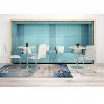 Narbutas Модулна мека мебел Jazz Chill Out, 300x600x570 mm, дамаска Berta черен
