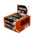 Nescafe Разтворимо кафе 3in1 Brown Sugar, с кафява захар, 16.5 g, в пакетче, 28 броя