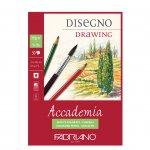 Fabriano Скицник за рисуване Accademia, A4, 120 g/m2, зърнеста структура, спирала, 50 листа