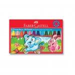 Faber-Castell Маслени пастели, 12 цвята