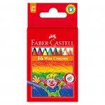 Faber-Castell Восъчни пастели, 16 цвята